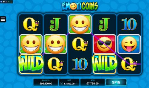 Emoticoins Review Slots Multiple winning paylines