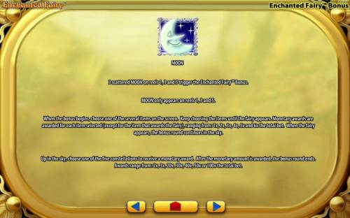Enchanted Fairy review on Review Slots