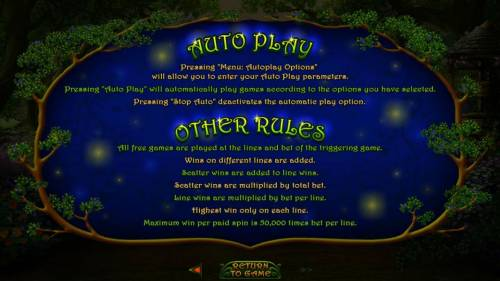 Enchanted Garden II review on Review Slots