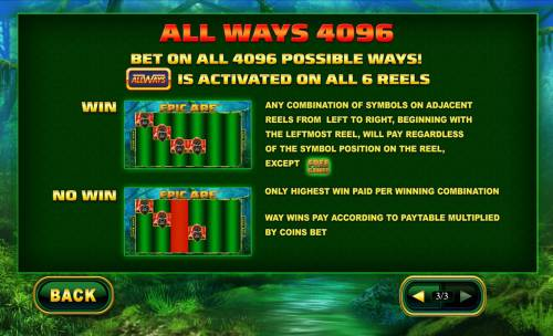 Epic Ape Review Slots All Ways 4096