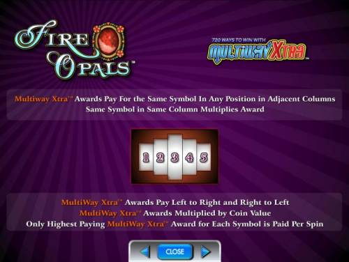 Fire Opals Review Slots 720 ways to win with multiway Xtra