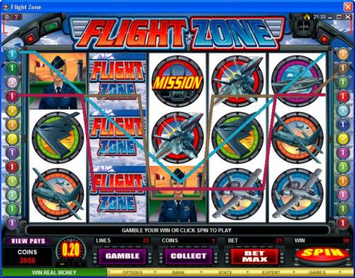 Flight Zone review on Review Slots