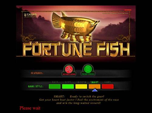 Fortune Fish review on Review Slots