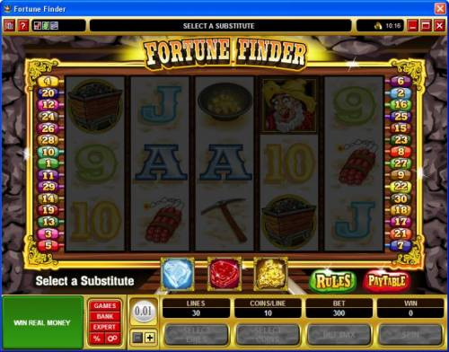 Fortune Finder Review Slots