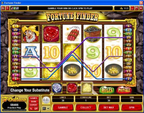 Fortune Finder review on Review Slots