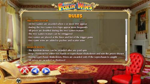 Foxin Wins review on Review Slots