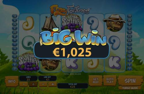 Foxy Fortunes Review Slots A 1,025 Bigw Win!