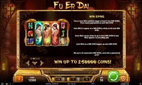 Fu Er Dai review on Review Slots