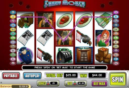 Funny Money review on Review Slots