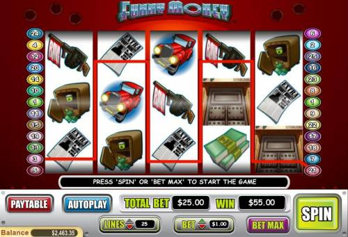 Funny Money Review Slots