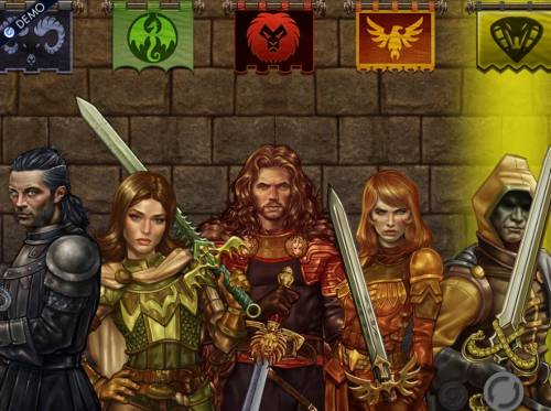 Game of Swords review on Review Slots