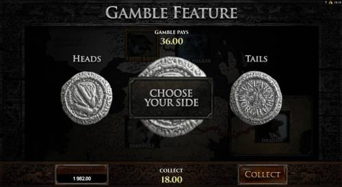 Game of Thrones - 243 Ways Review Slots Gamble Feature Game Board