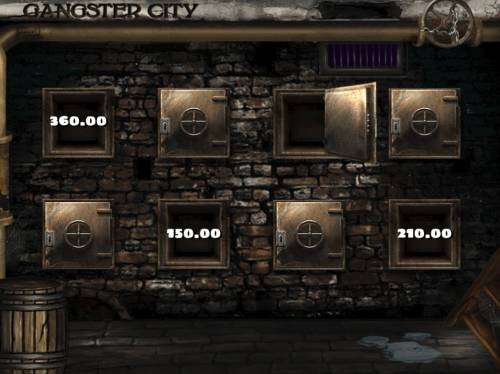 Gangster City review on Review Slots