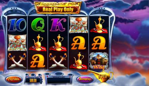 Genie Jackpots review on Review Slots