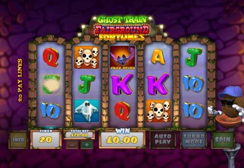 Ghost Train Fairground Fortunes Review Slots Coconut can randomly change symbols during any spin.