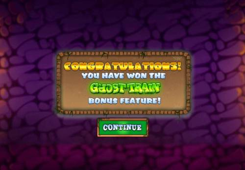 Ghost Train Fairground Fortunes Review Slots Ghost Train feature activated