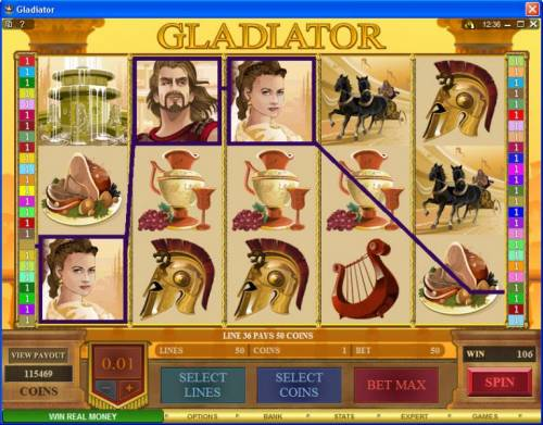 Gladiator Review Slots