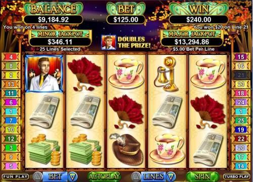 Glitz & Glamour review on Review Slots