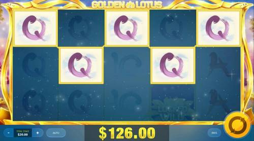 Golden Lotus Review Slots Multiple winning paylines