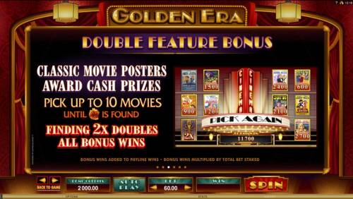 Golden Era review on Review Slots
