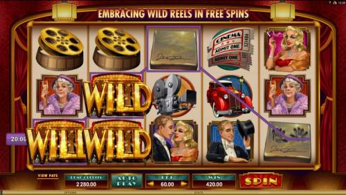 Golden Era Review Slots Multiple winning paylines triggers a big win!