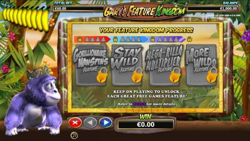 Gorilla Go Wild review on Review Slots