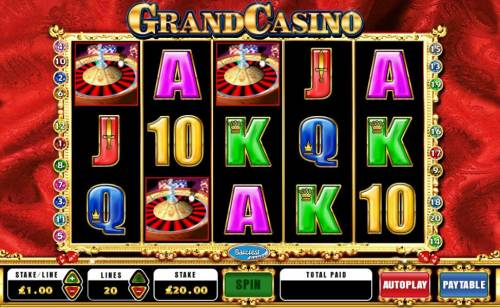 Grand Casino review on Review Slots