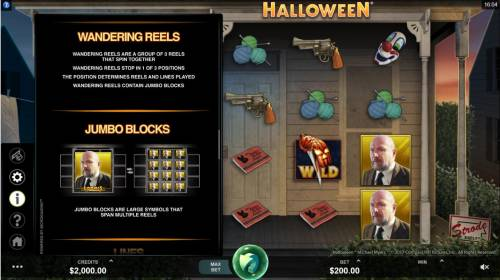 Halloween Review Slots Wandering Reels Rules
