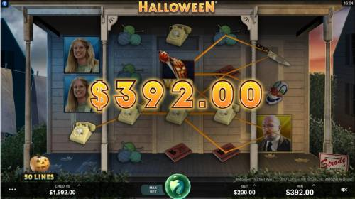 Halloween Review Slots Multiple winning paylines