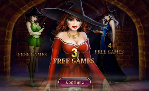 Halloween Fortune Review Slots pick a witch to win free games