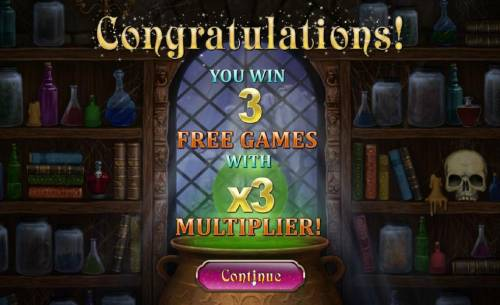 Halloween Fortune Review Slots 3 free games with a 3x multiplier