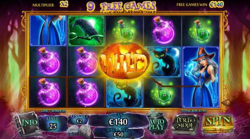 Halloween Fortune II review on Review Slots