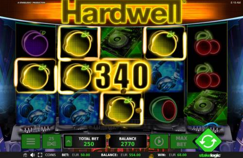 Hardwell Review Slots Multiple winning paylines