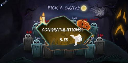 Haunted Night review on Review Slots