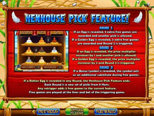Hen House review on Review Slots