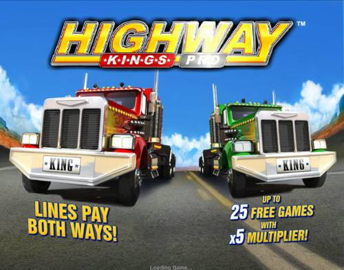 Highway Kings Pro Review Slots Introduction