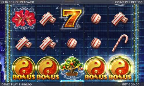 Ho Ho Tower review on Review Slots