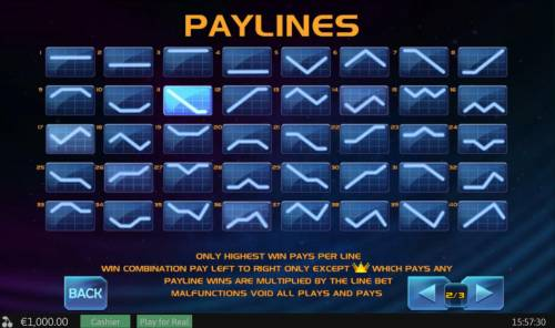 Hologram Wilds Review Slots Paylines 1-40