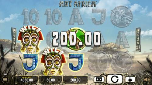 Hot Africa Review Slots Winning combinations