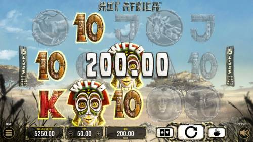 Hot Africa Review Slots Multiple winning paylines