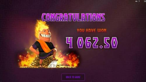 Hot as Hades review on Review Slots