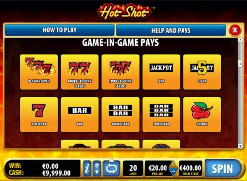 Hot Shot review on Review Slots