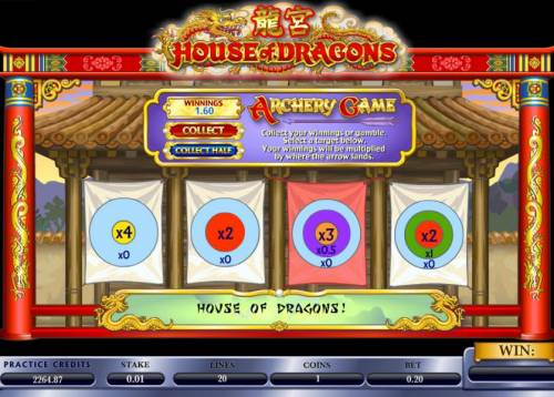 House of Dragons review on Review Slots