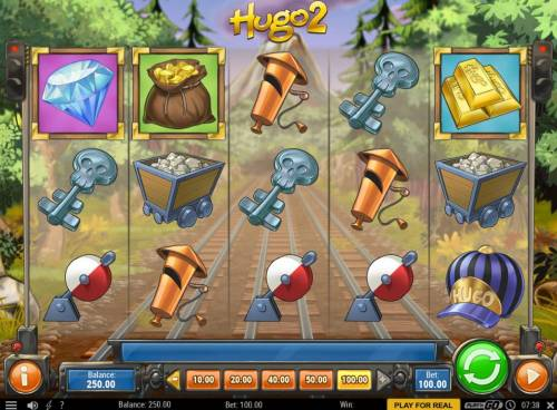 Hugo 2 Review Slots Main Game Board