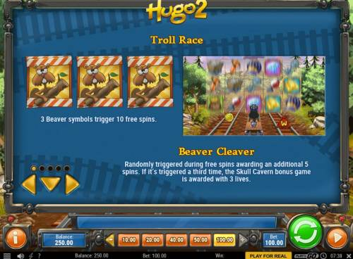 Hugo 2 Review Slots Scatter Symbol Rules