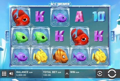 Ice Breaker review on Review Slots