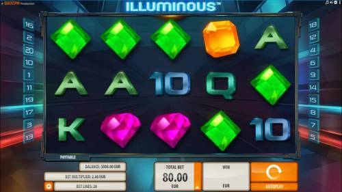 Illuminous review on Review Slots