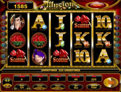 Illusions review on Review Slots
