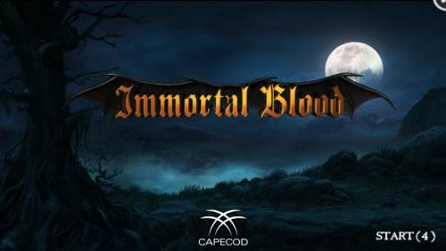 Immortal Blood Review Slots Introduction