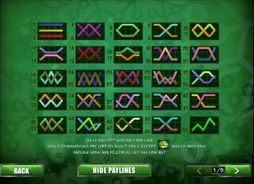 The Incredible Hulk 50 Lines Review Slots 50 paylines